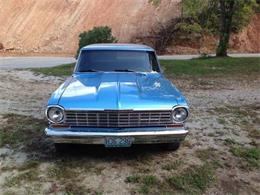 1964 Chevrolet Nova (CC-1115087) for sale in Cadillac, Michigan