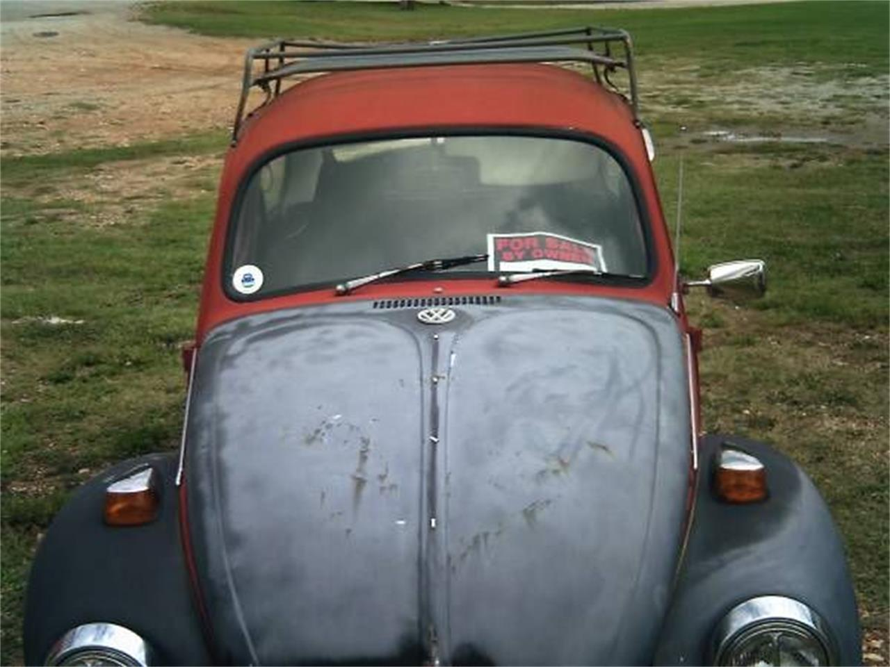 1971 Volkswagen Beetle (CC-1115104) for sale in Cadillac, Michigan