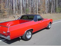 1970 Chevrolet El Camino (CC-1115105) for sale in Cadillac, Michigan