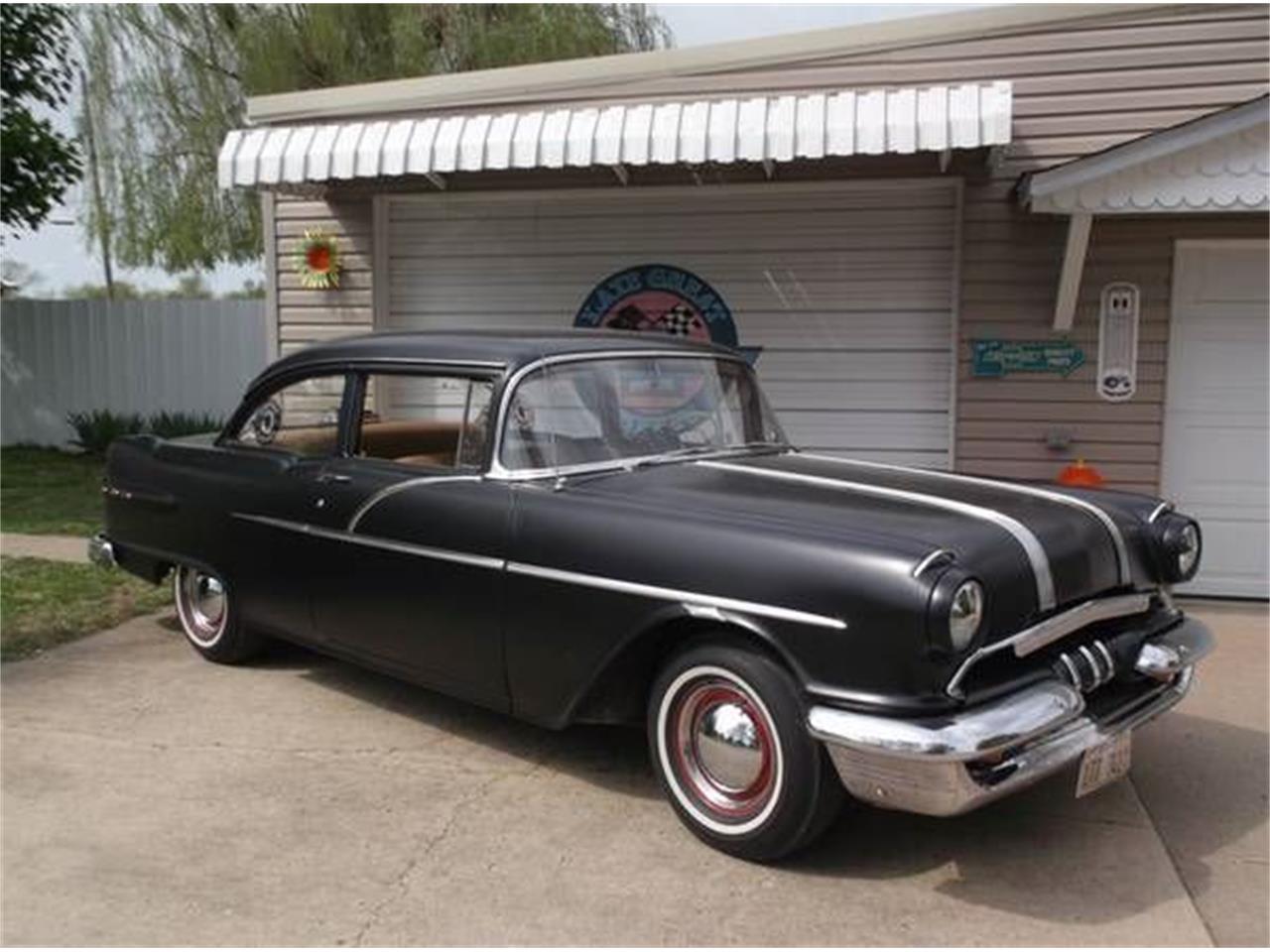 1956 Pontiac Sedan (CC-1115112) for sale in Cadillac, Michigan