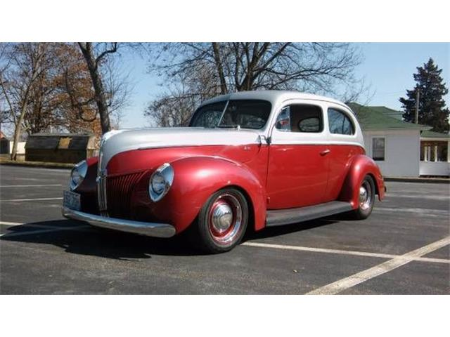 1940 Ford Sedan (CC-1115114) for sale in Cadillac, Michigan