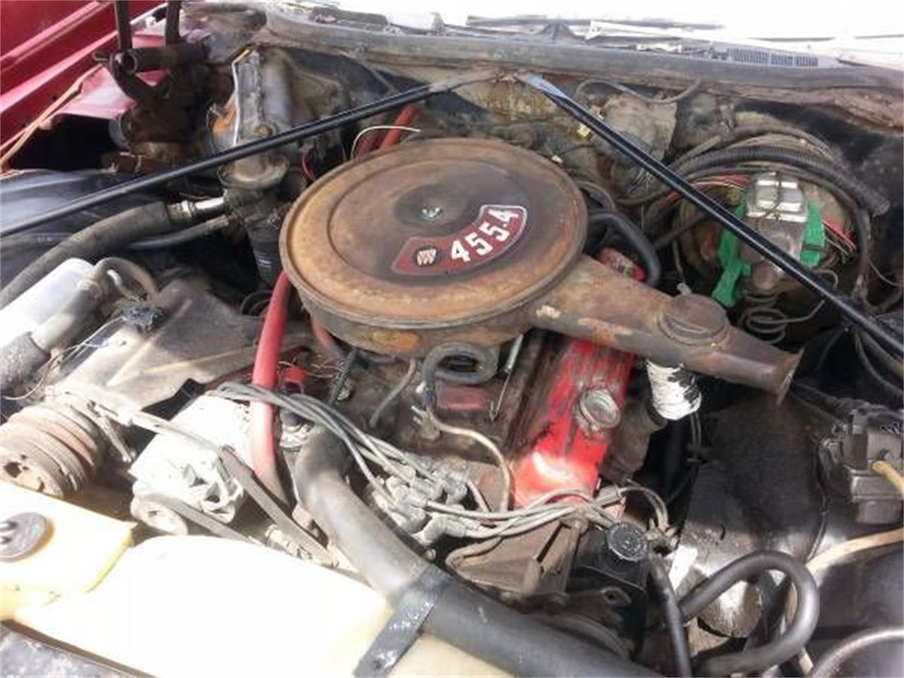 1973 Buick Riviera (CC-1115133) for sale in Cadillac, Michigan
