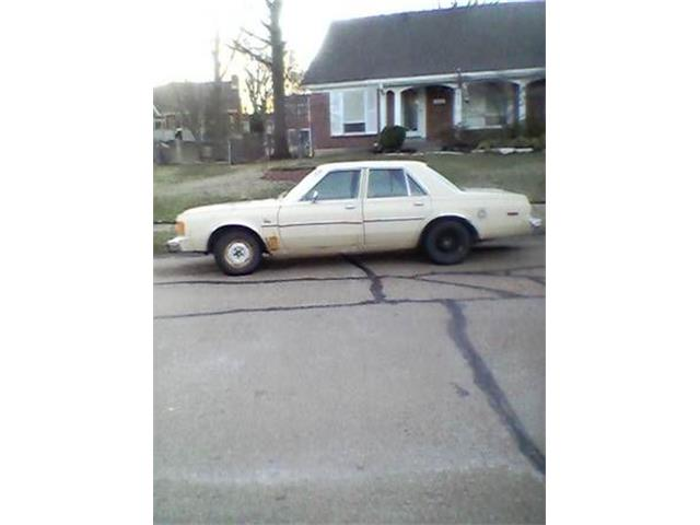 1980 Plymouth Volare (CC-1115147) for sale in Cadillac, Michigan
