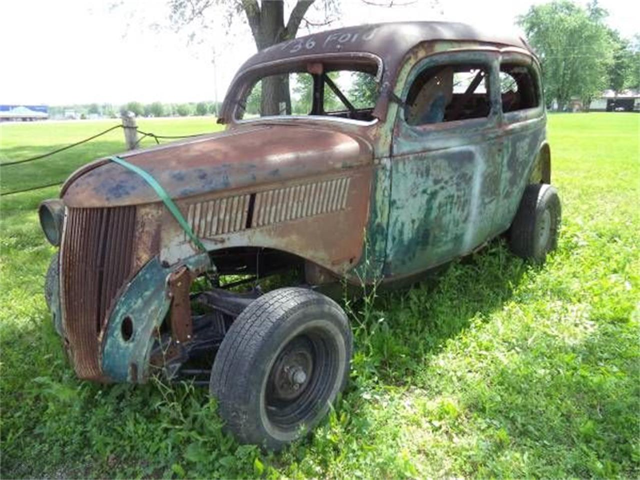 1936 Ford Sedan (CC-1115150) for sale in Cadillac, Michigan