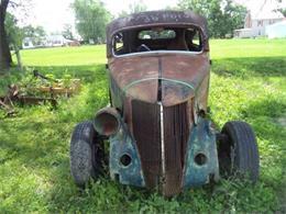 1936 Ford Sedan (CC-1115150) for sale in Cadillac, Michigan