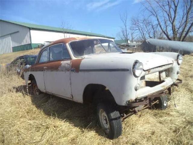 1952 Willys Sedan (CC-1115154) for sale in Cadillac, Michigan