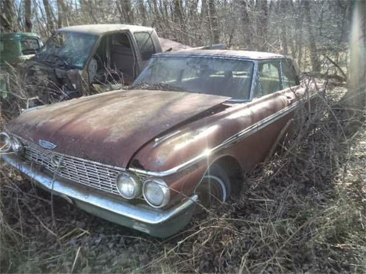 1962 Ford Galaxie (CC-1115157) for sale in Cadillac, Michigan