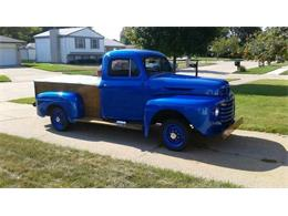 1948 Ford F3 (CC-1115164) for sale in Cadillac, Michigan