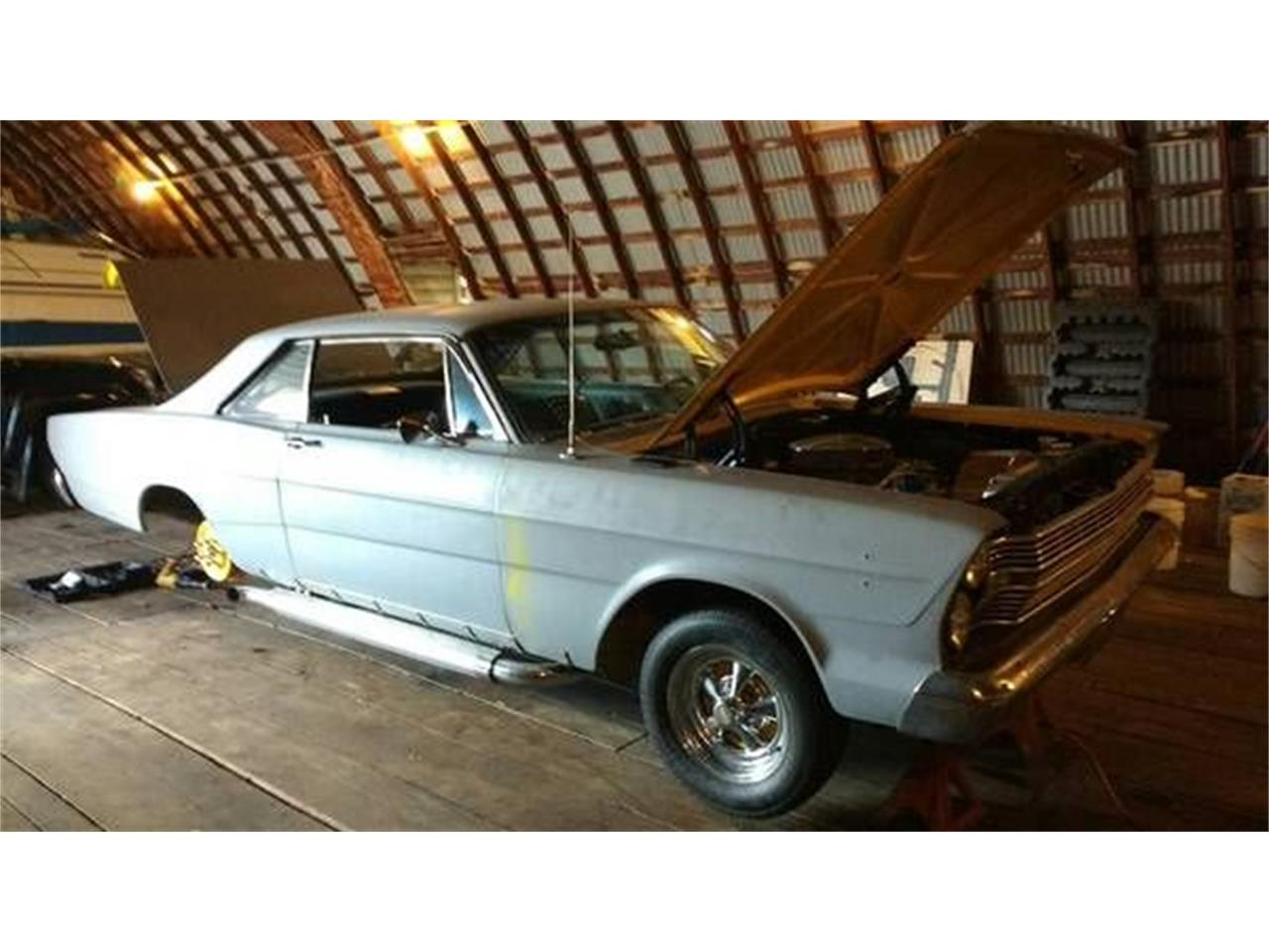 1966 Ford Galaxie (CC-1115224) for sale in Cadillac, Michigan