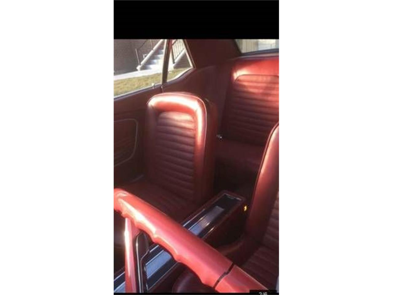 1966 Ford Mustang (CC-1115227) for sale in Cadillac, Michigan
