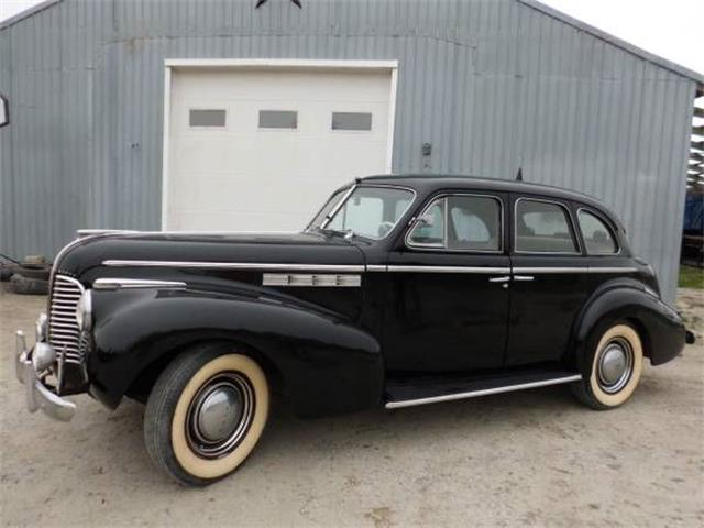 1940 Buick Sedan (CC-1115231) for sale in Cadillac, Michigan