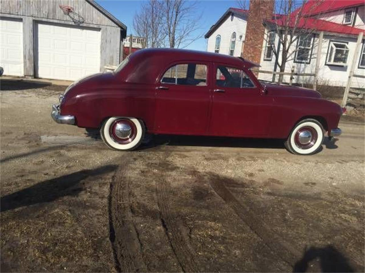 1948 Kaiser 2-Dr Sedan (CC-1115234) for sale in Cadillac, Michigan