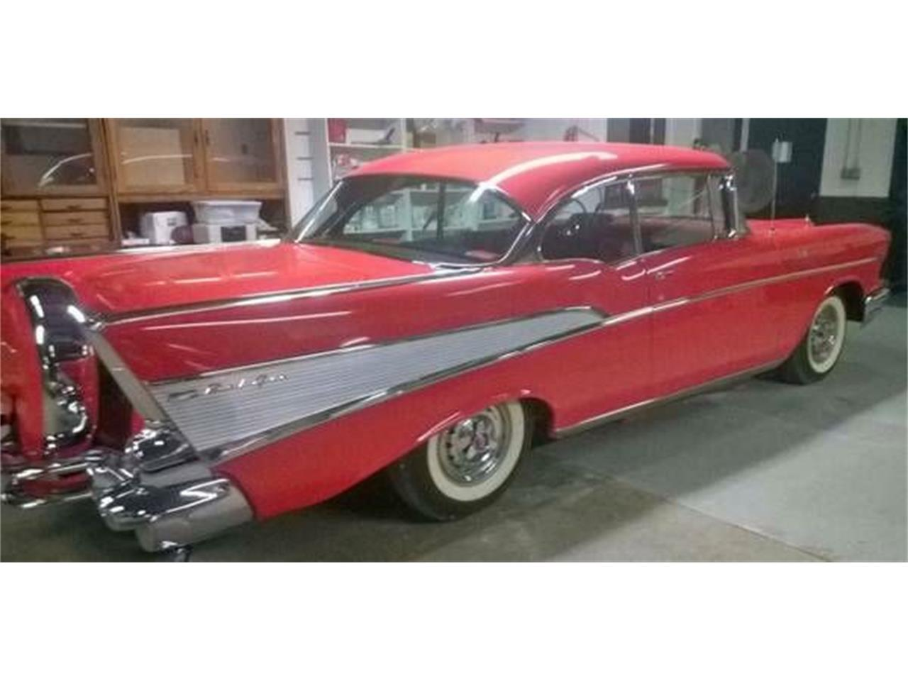 1957 Chevrolet Bel Air (CC-1115240) for sale in Cadillac, Michigan