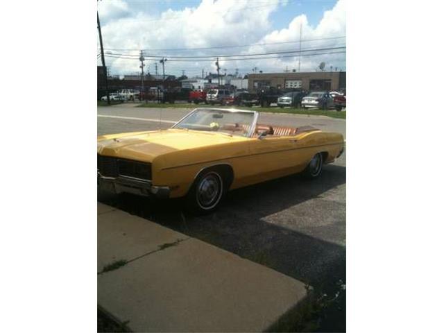 1970 Ford Galaxie (CC-1115262) for sale in Cadillac, Michigan