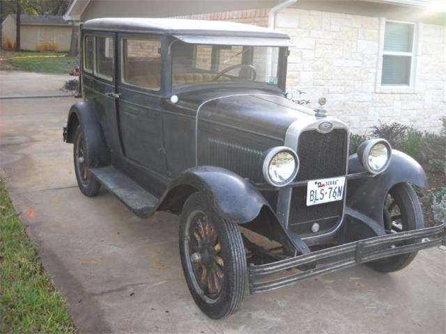 1928 Chevrolet Sedan (CC-1115276) for sale in Cadillac, Michigan