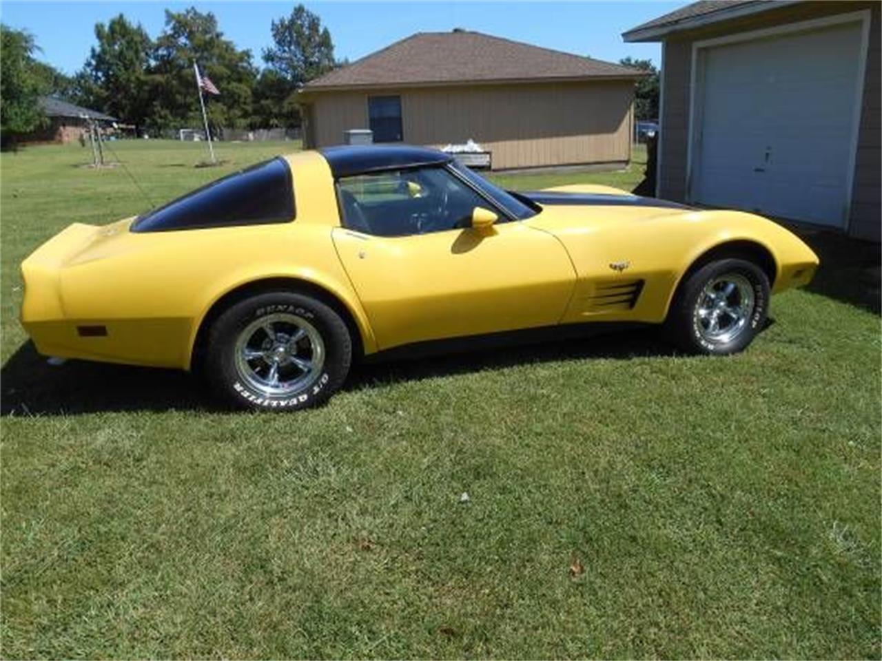1978 Chevrolet Corvette (CC-1115280) for sale in Cadillac, Michigan