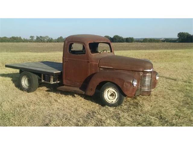 1950 International KB2 (CC-1115288) for sale in Cadillac, Michigan