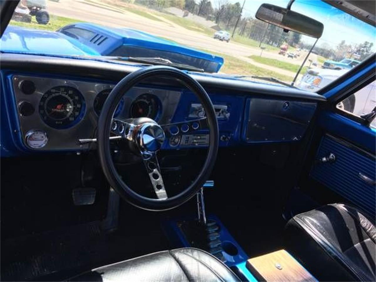 1967 Chevrolet C10 (CC-1115295) for sale in Cadillac, Michigan
