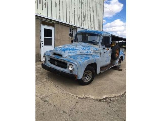 1955 International R100 (CC-1115317) for sale in Cadillac, Michigan
