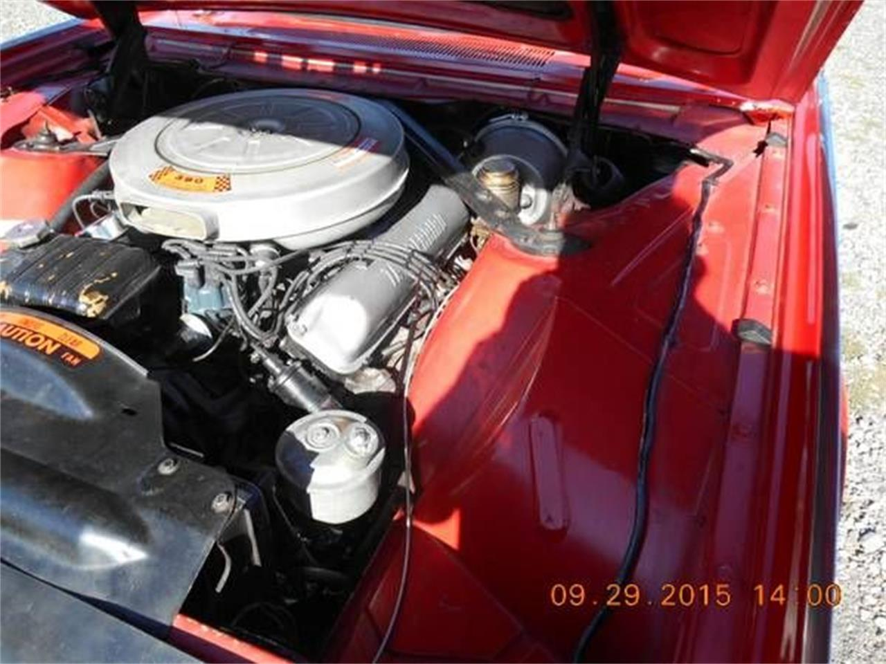 1962 Ford Thunderbird (CC-1115324) for sale in Cadillac, Michigan