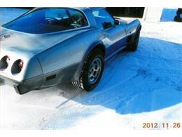 1978 Chevrolet Corvette (CC-1115332) for sale in Cadillac, Michigan