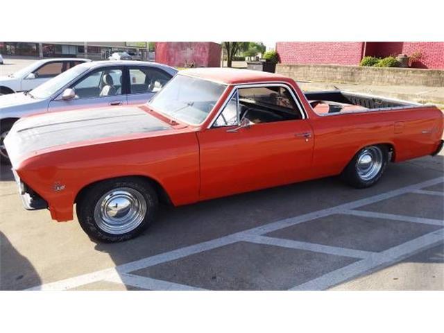 1966 Chevrolet El Camino (CC-1115348) for sale in Cadillac, Michigan