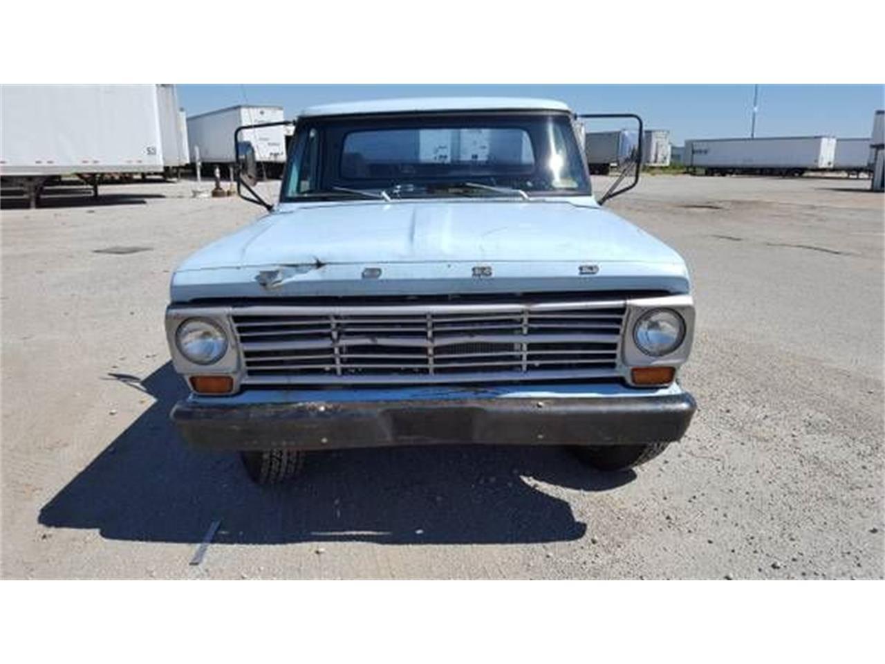 1968 Ford F250 (CC-1115358) for sale in Cadillac, Michigan