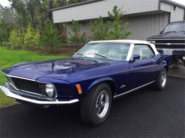 1970 Ford Mustang (CC-1115362) for sale in Cadillac, Michigan