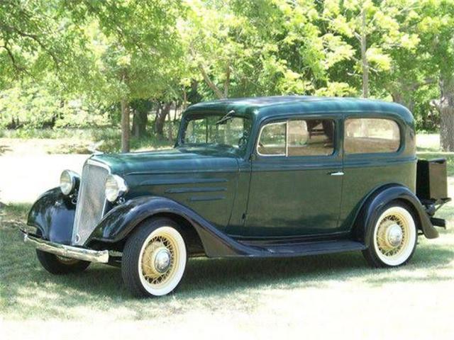 1934 Chevrolet Sedan (CC-1115380) for sale in Cadillac, Michigan