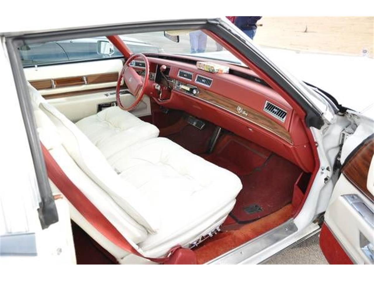1978 Cadillac Eldorado (CC-1115426) for sale in Cadillac, Michigan