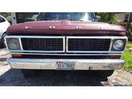 1970 Ford F100 (CC-1115471) for sale in Cadillac, Michigan