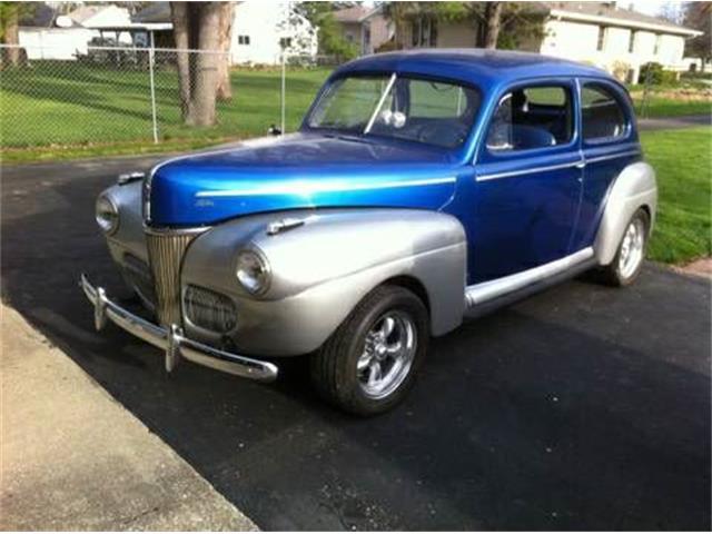 1941 Ford Sedan (CC-1115485) for sale in Cadillac, Michigan