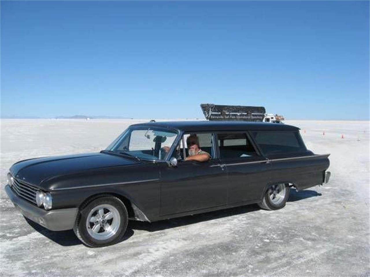1961 Ford Ranch Wagon (CC-1115516) for sale in Cadillac, Michigan