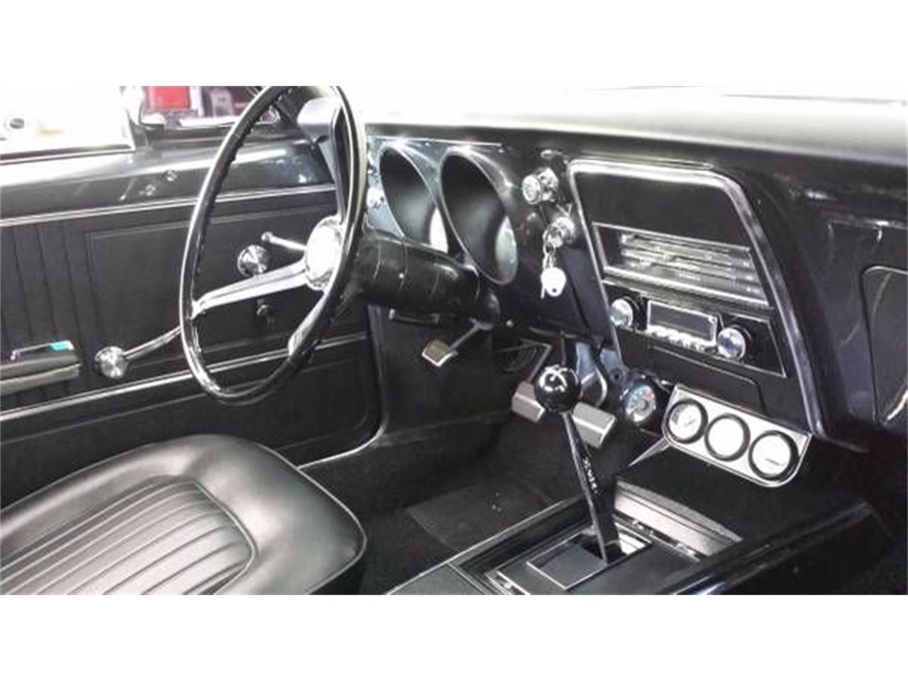1967 Chevrolet Camaro (CC-1115528) for sale in Cadillac, Michigan
