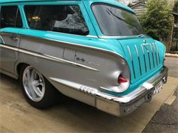 1958 Chevrolet Nomad (CC-1115546) for sale in Cadillac, Michigan