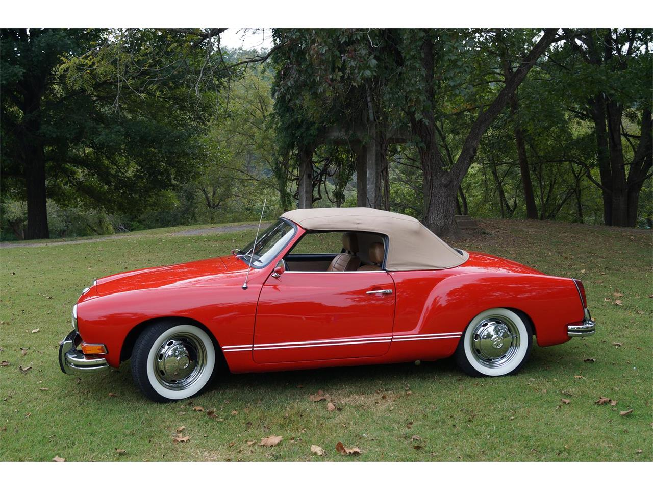 1973 Volkswagen Karmann Ghia (CC-1115566) for sale in Mountain Home , Arkansas