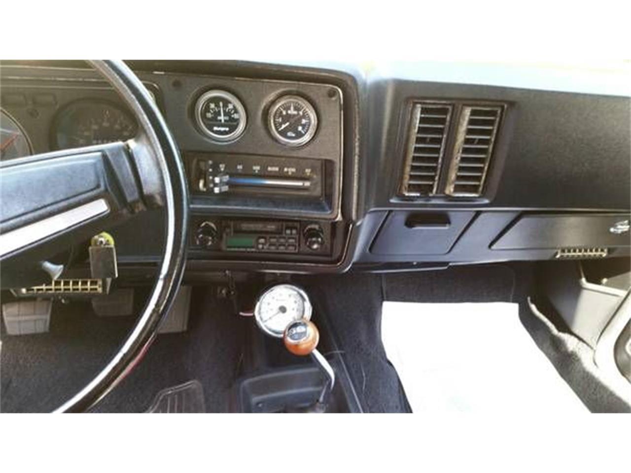1974 Chevrolet El Camino (CC-1115567) for sale in Cadillac, Michigan
