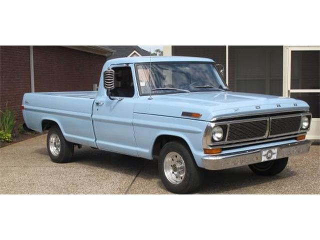 1971 Ford F100 (CC-1115591) for sale in Cadillac, Michigan