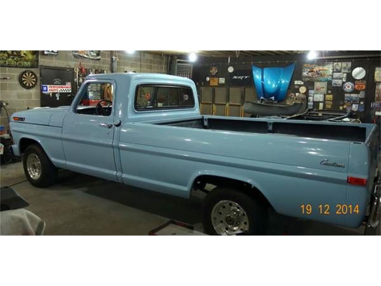 1971 Ford F100 (CC-1115591) for sale in Cadillac, Michigan