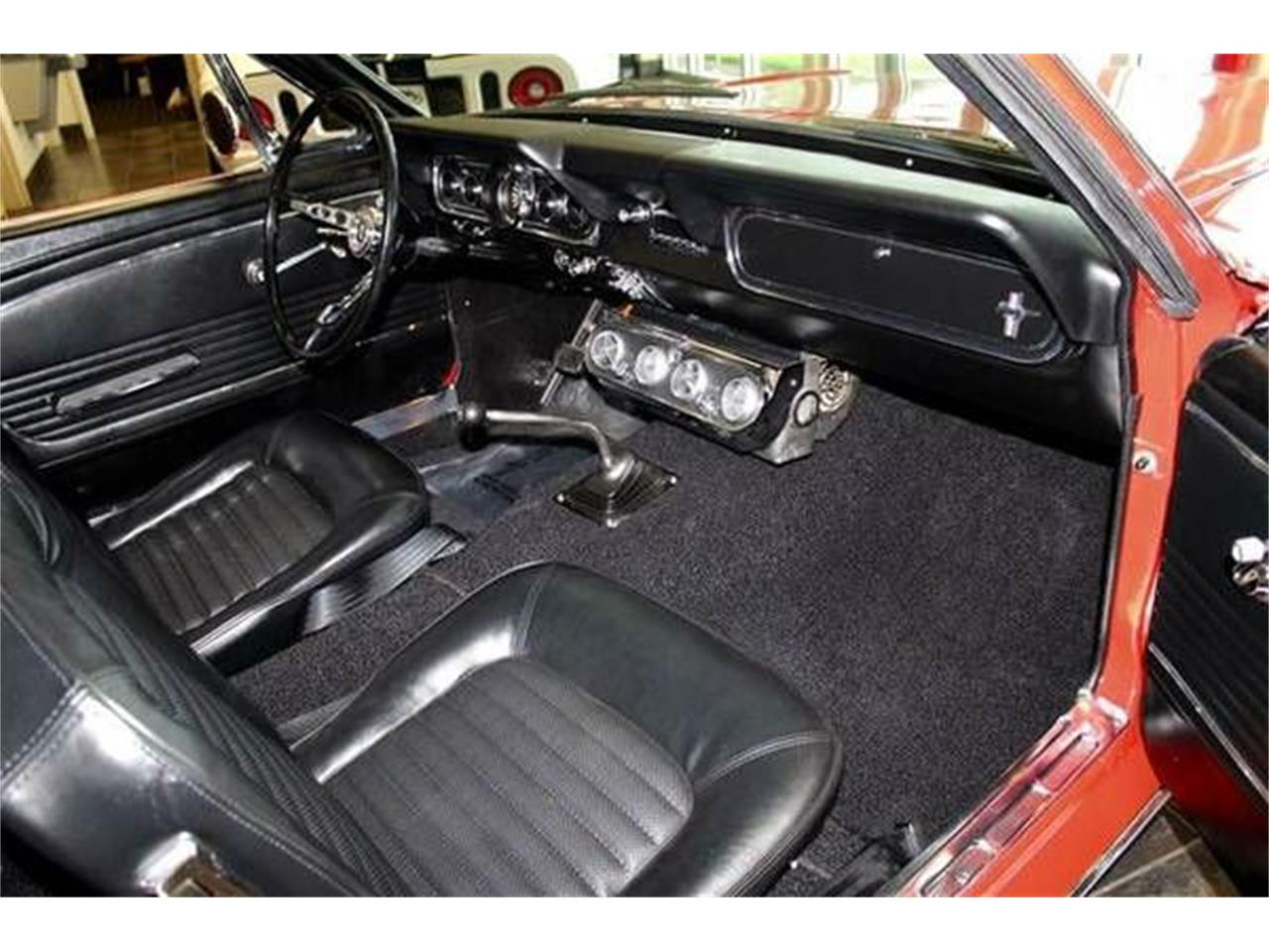 1966 Ford Mustang (CC-1115601) for sale in Cadillac, Michigan