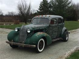 1936 Oldsmobile Rat Rod (CC-1115612) for sale in Cadillac, Michigan