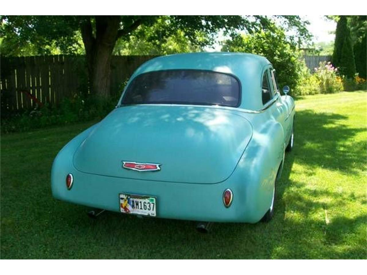 1949 Chevrolet Street Rod (CC-1115616) for sale in Cadillac, Michigan