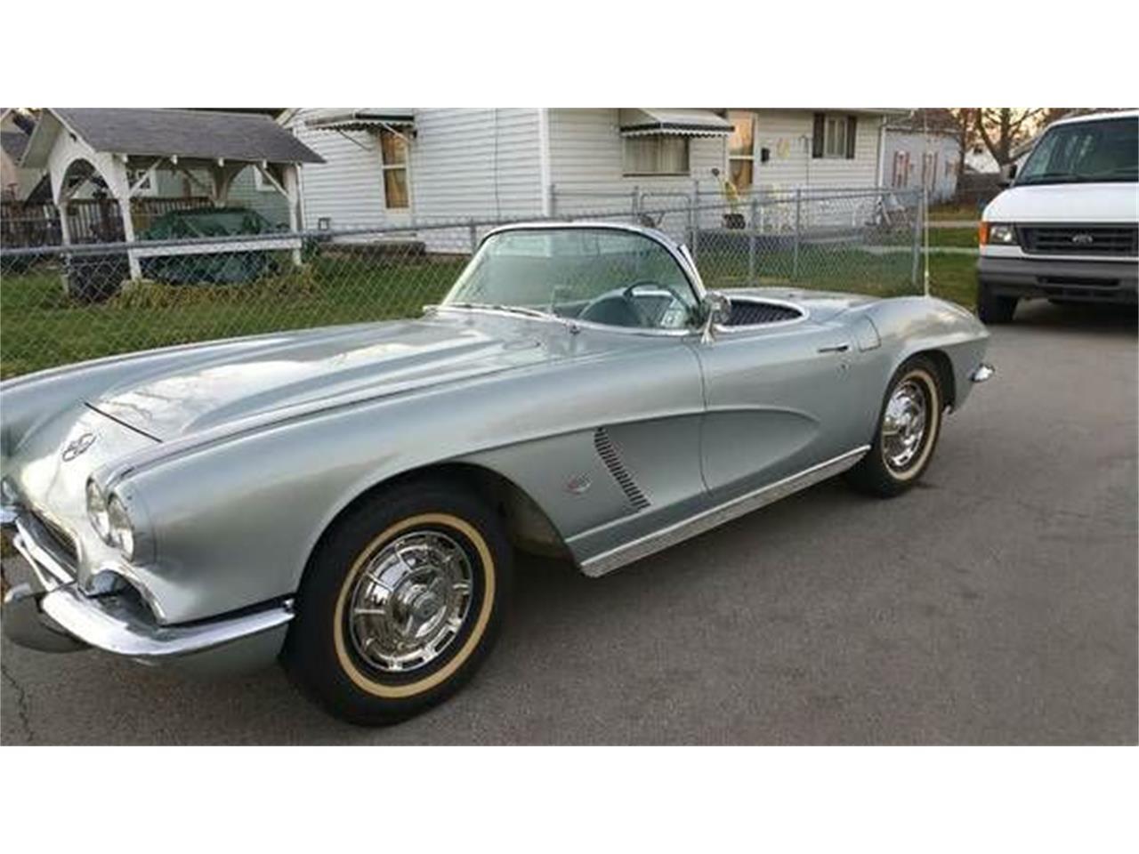1962 Chevrolet Corvette (CC-1115626) for sale in Cadillac, Michigan