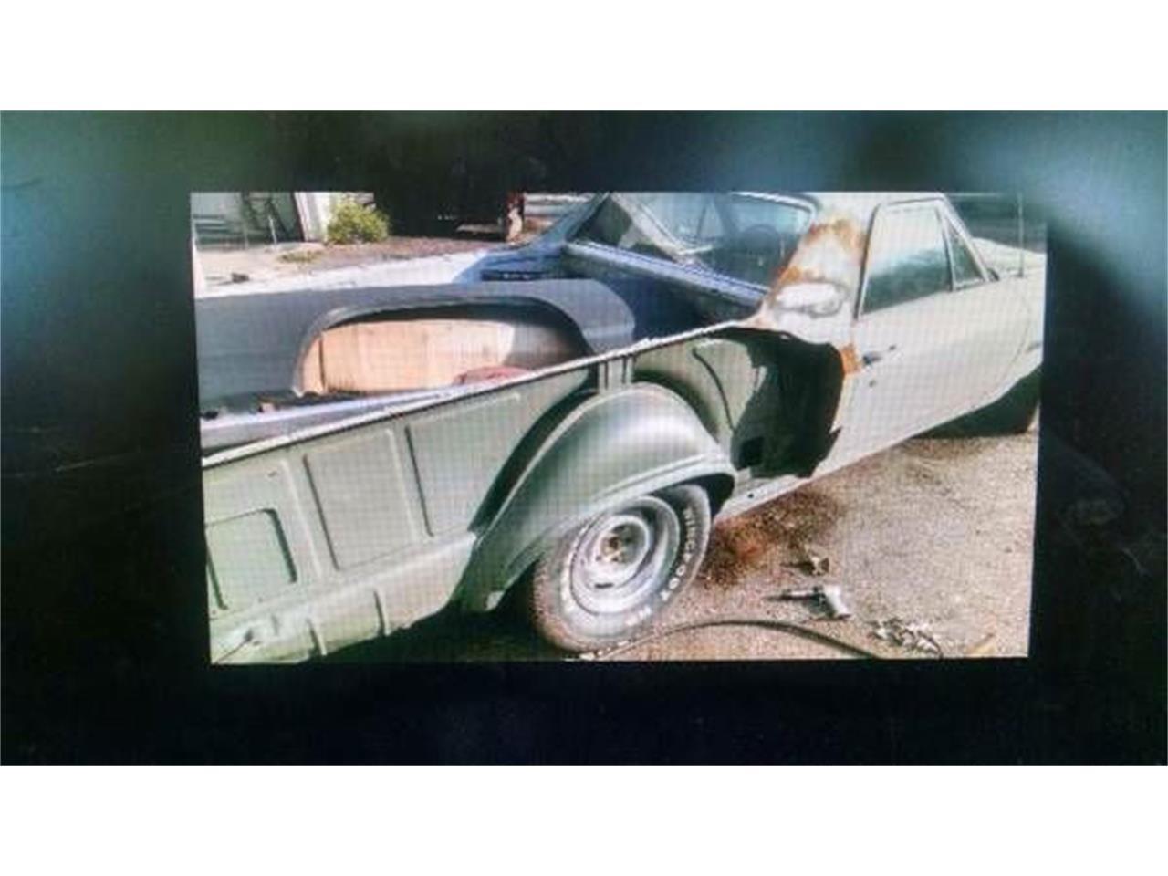 1968 Chevrolet El Camino (CC-1115643) for sale in Cadillac, Michigan