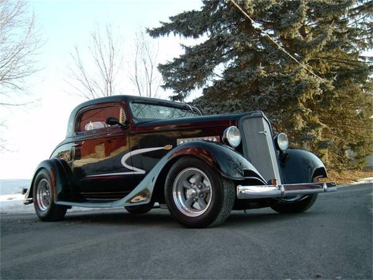 1935 Chevrolet Coupe (CC-1115647) for sale in Cadillac, Michigan