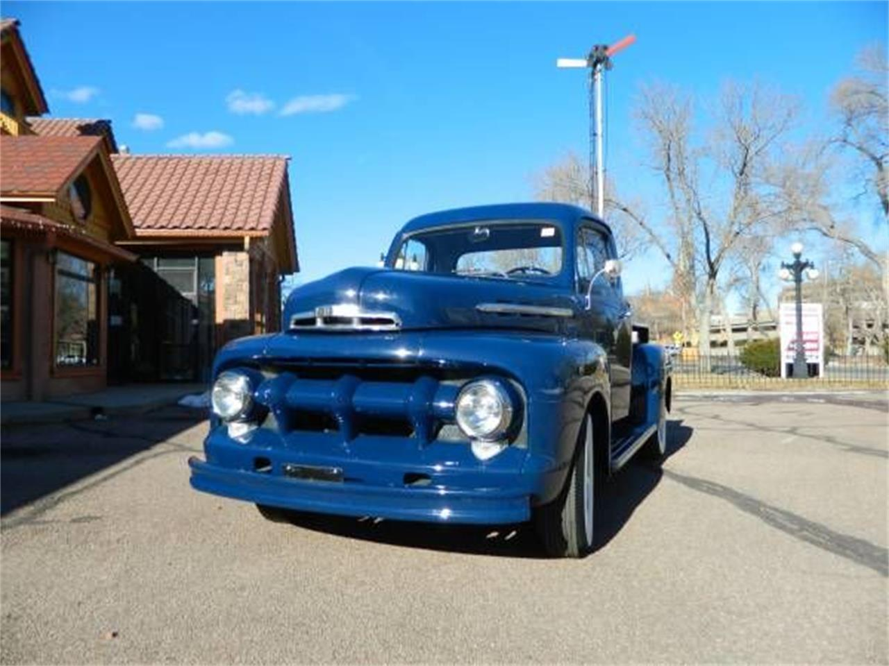 1951 Ford F1 (CC-1115651) for sale in Cadillac, Michigan