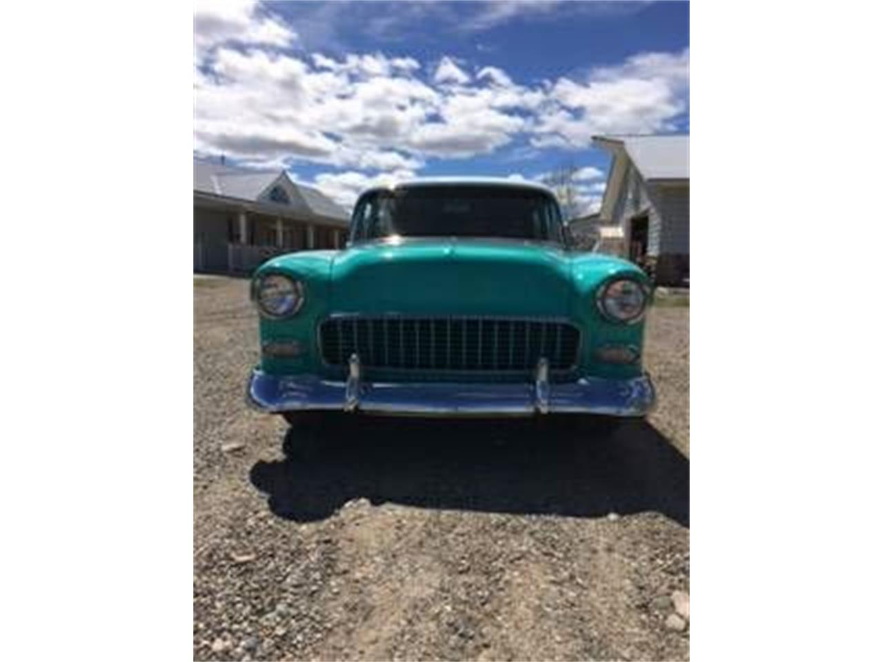 1955 Chevrolet Bel Air (CC-1115654) for sale in Cadillac, Michigan
