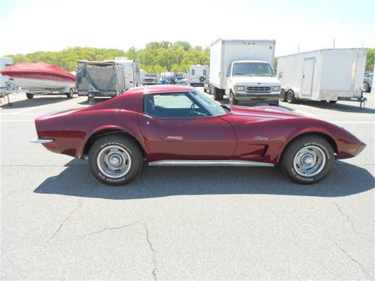 1973 Chevrolet Corvette (CC-1115678) for sale in Cadillac, Michigan