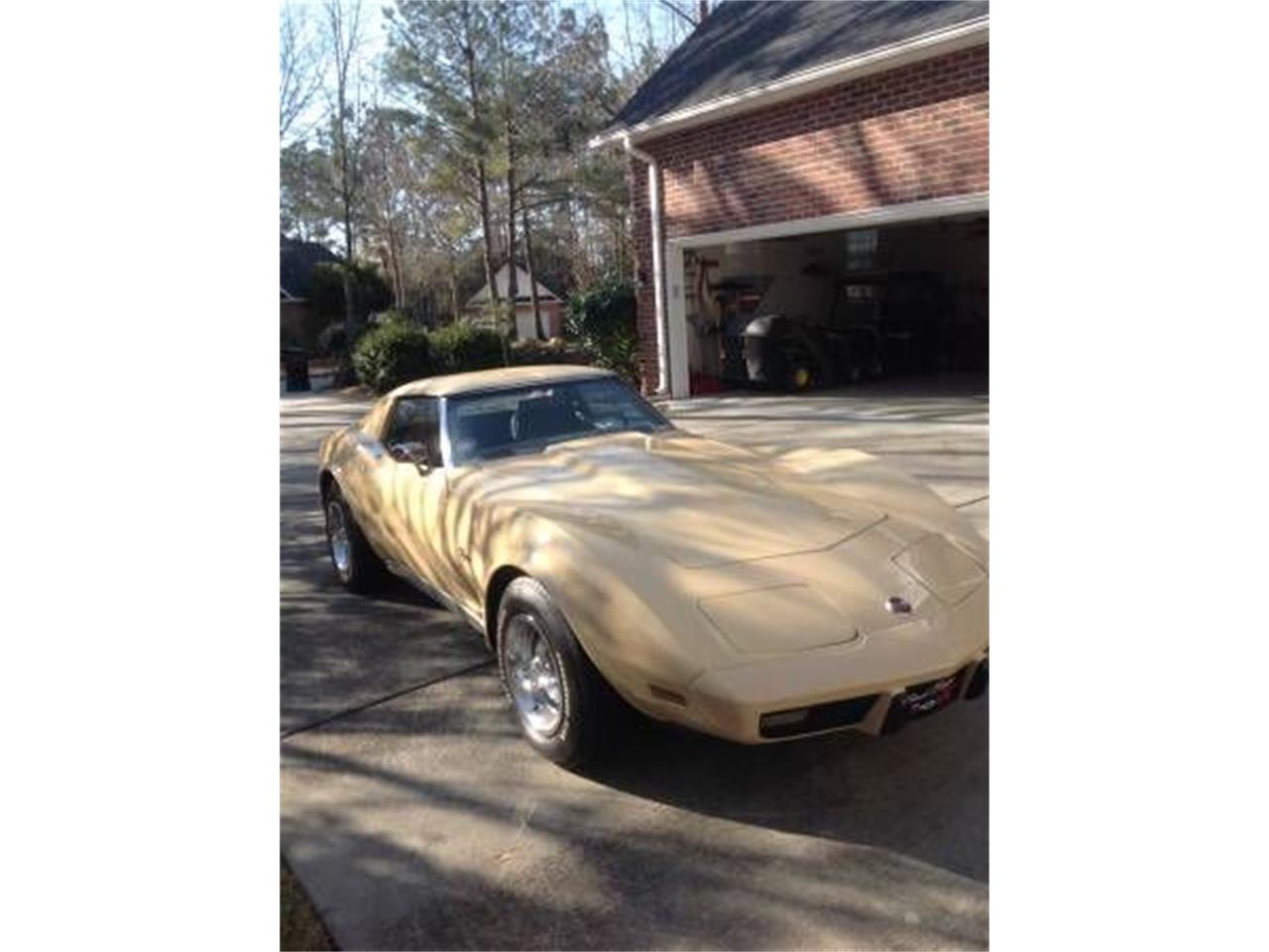 1976 Chevrolet Corvette (CC-1115706) for sale in Cadillac, Michigan