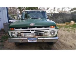 1966 Ford F100 (CC-1115748) for sale in Cadillac, Michigan